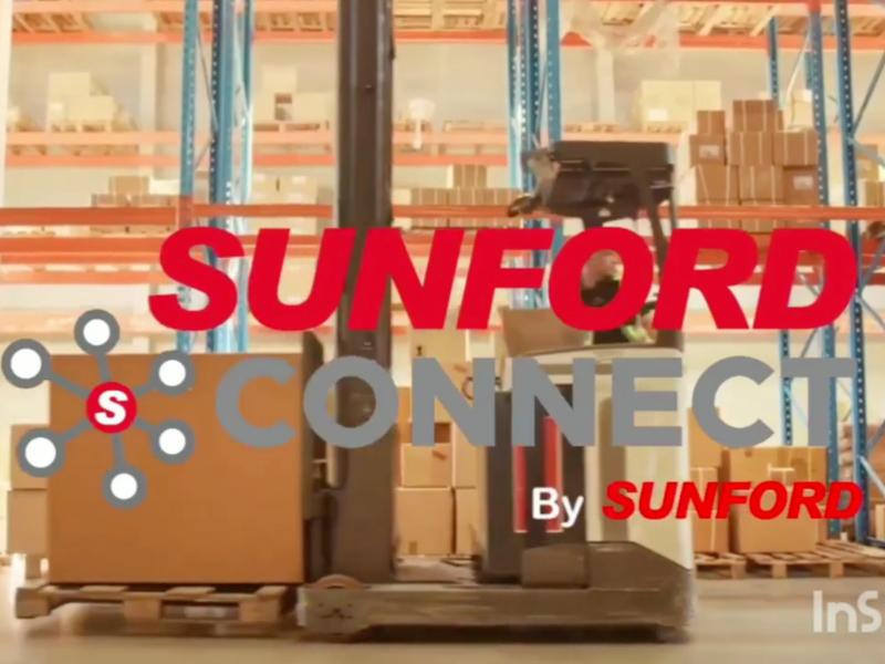 SUNFORD CONNECT ที่ให้งานผลิตเป็นงานง่าย