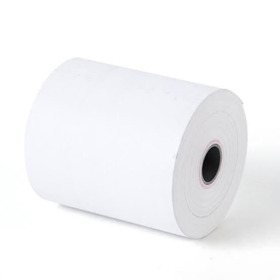 กระดาษความร้อน 57x50 บรรจุ 20 ม้วน